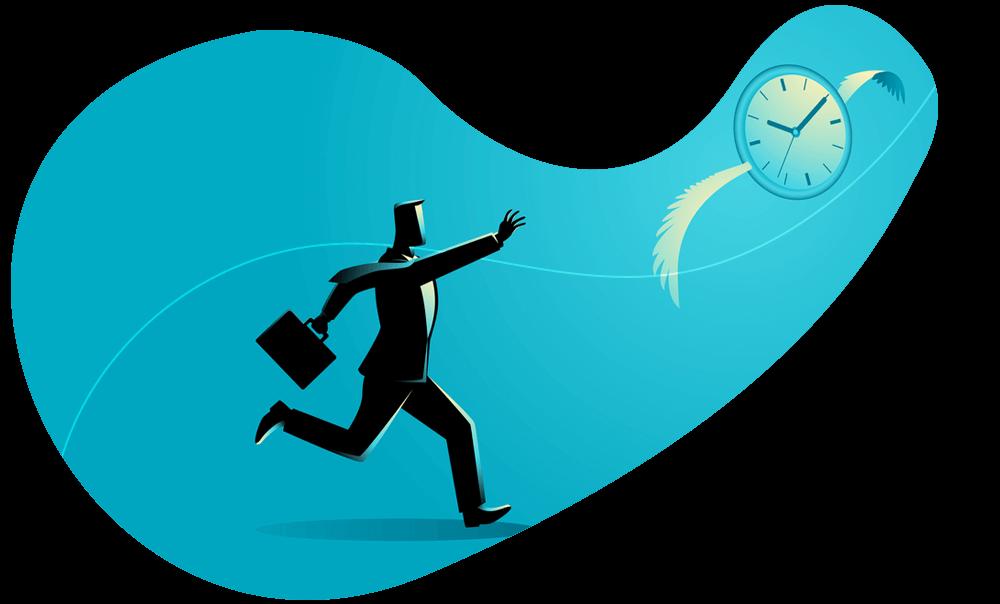 Conseguir fazer uma boa gestão do seu tempo é organizar e planejar sua rotina de trabalho