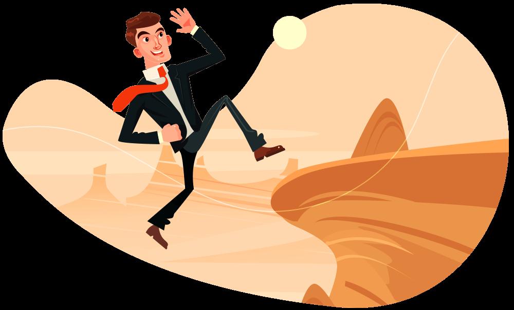 O entusiasmo é uma mola propulsora que te leva ao seu objetivo