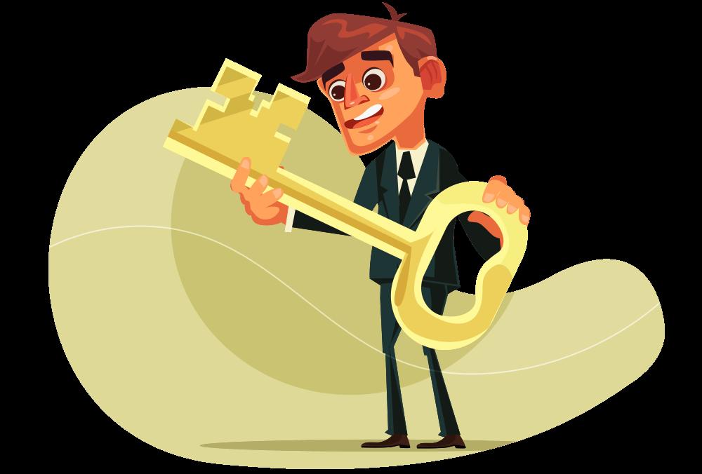 Estar entusiasmado contribui para o sucesso a longo prazo