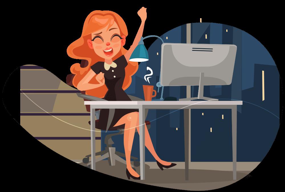 A mulher no mercado de trabalho possui muita força de vontade para superar barreiras