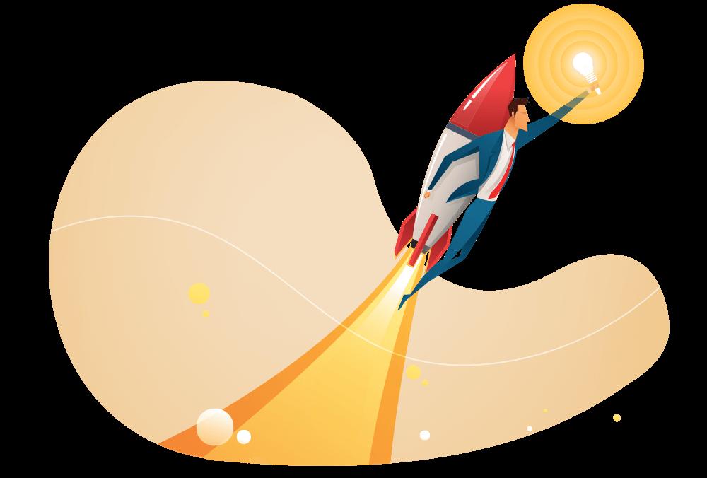 A alta performance verdadeira te ajudará a impulsionar seu negócio promissor.
