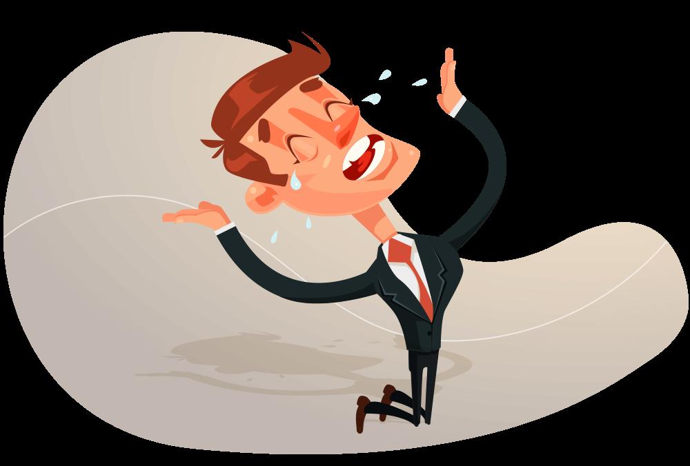 Sinais para identificar um profissional desistente