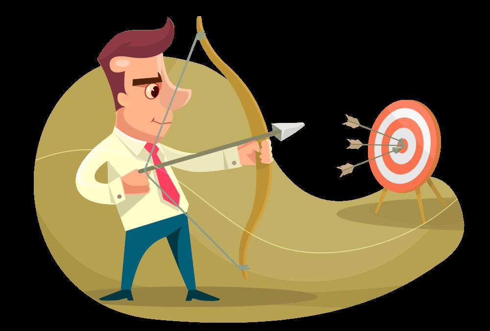 Defina os motivos primordiais para você desejar atingir um determinado objetivo.