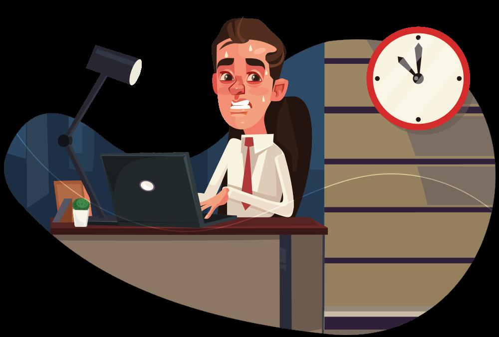 A ansiedade prejudica bastante os empreendedores nos dias de hoje