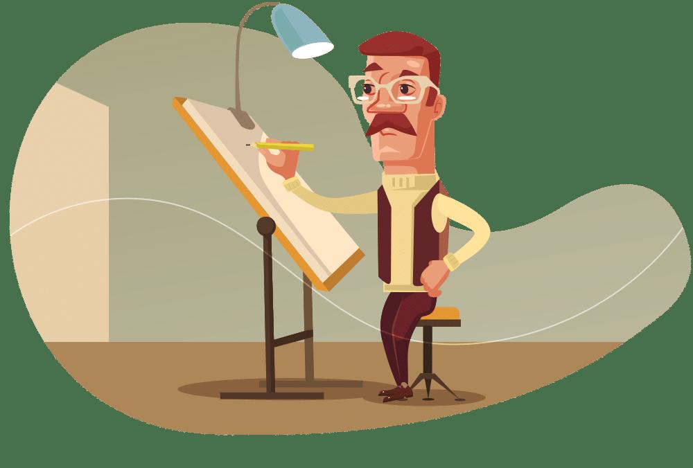 A criatividade é estimulante para a sua proatividade no trabalho.