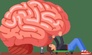 Infográfico -  Como controlar o músculo da Força de Vontade