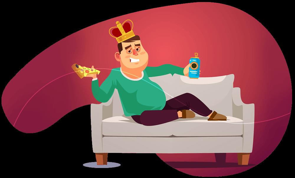 Relação entre a preguiça e a procrastinação